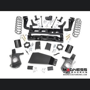 "Chevy Suburban 2WD Suspension Lift Kit - 7"" Lift"